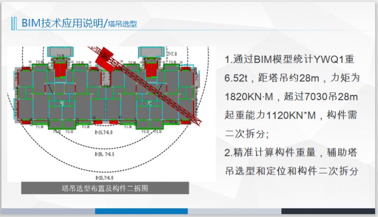 河南装配式BIM管理模式BIM应用实践-塔吊选型