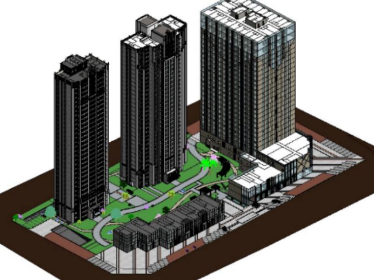 EPC模式装配式公寓建筑BIM应用成果