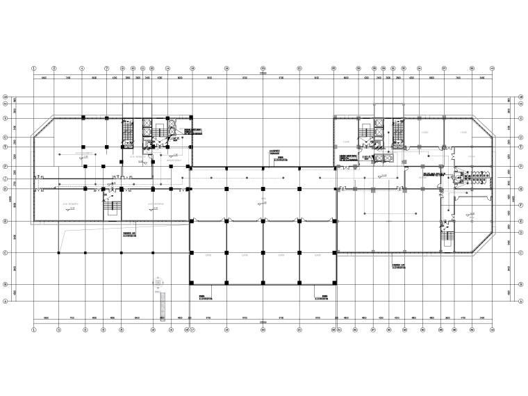 二十四层办公楼资料下载-二十四层办公楼电气施工图[2019含招标文件]