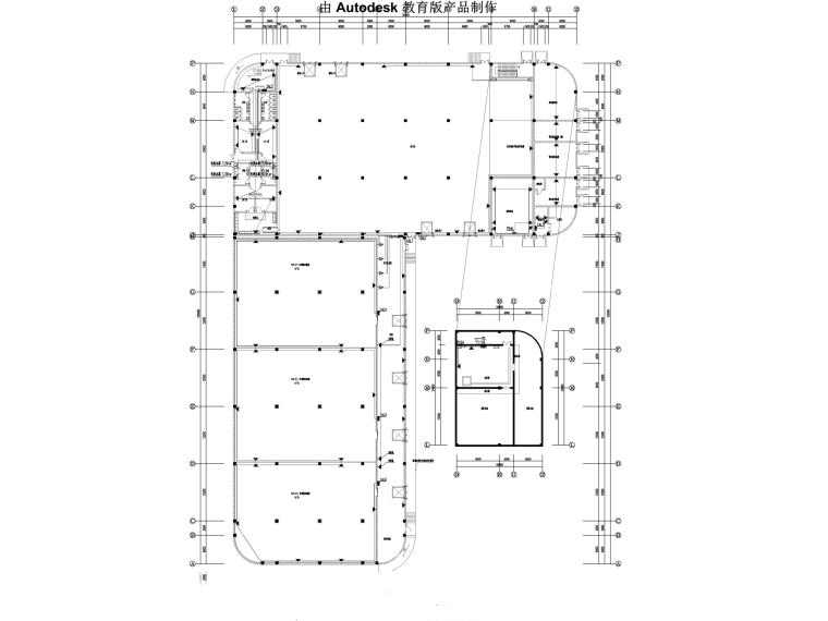 冷库二氧化碳制冷资料下载-[贵州]冷库电气施工图(含中央厨房)