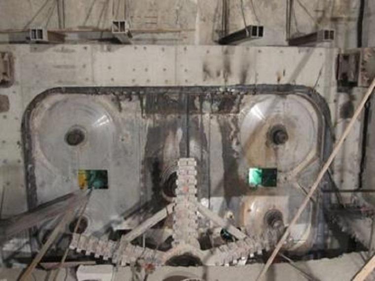 玻璃钢顶管施工方案资料下载-矩形顶管施工方案