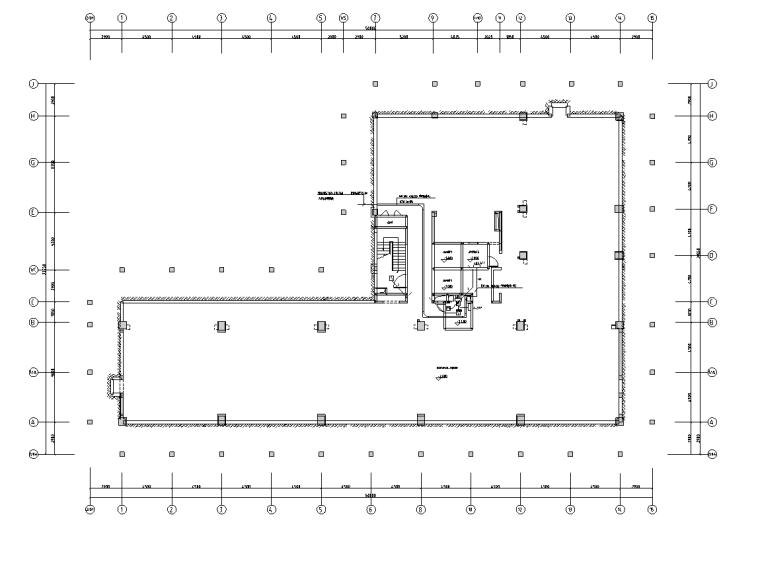 二十四层办公楼资料下载-12层办公楼强弱电电气施工图