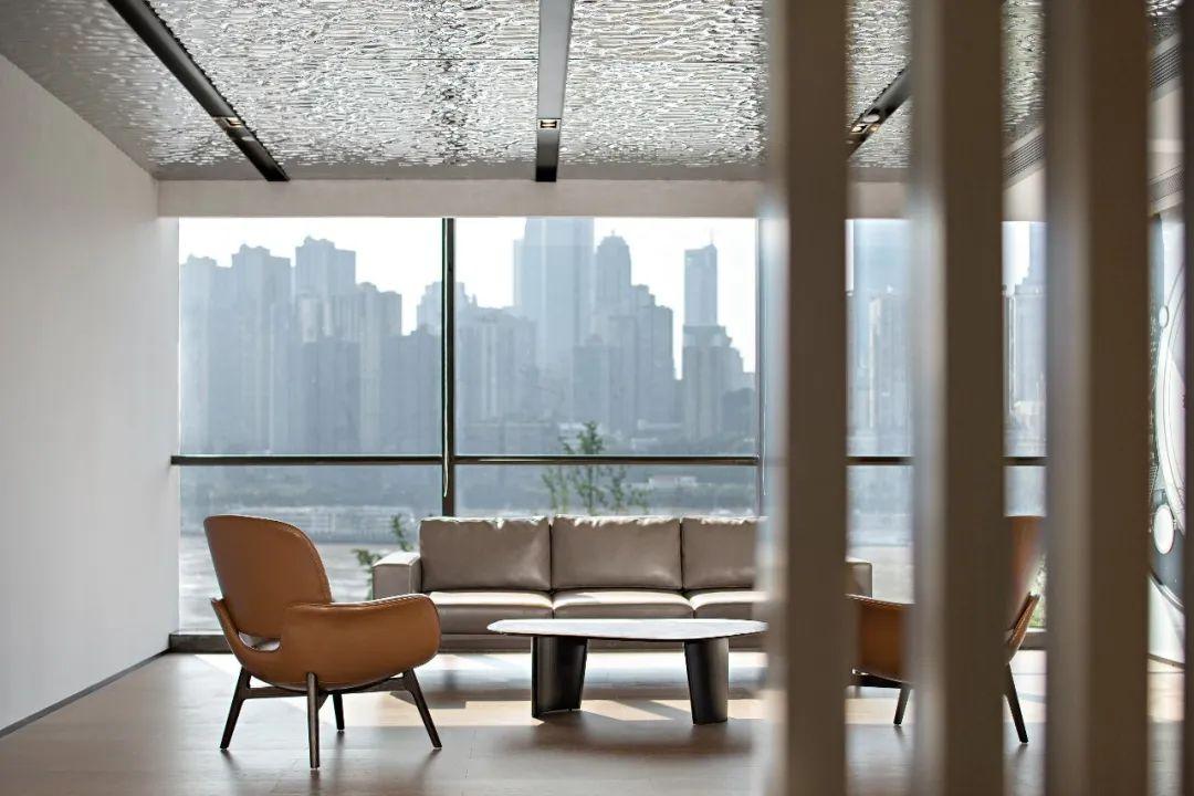 重庆东原集团西南区域办公室室内实景图7