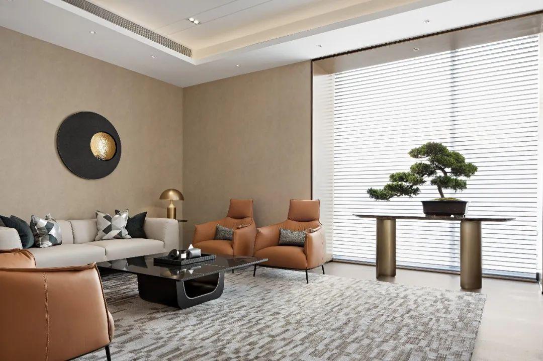 重庆东原集团西南区域办公室室内实景图9