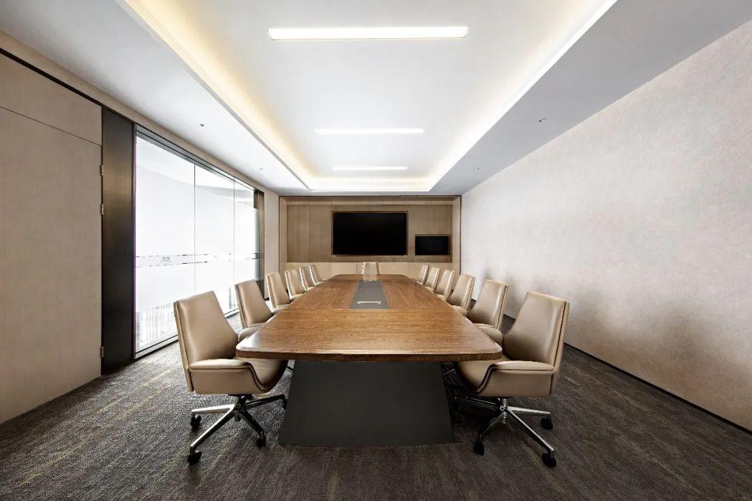 重庆东原集团西南区域办公室室内实景图12