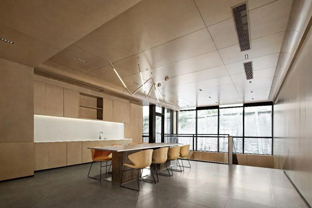重庆东原集团西南区域办公室室内实景图14