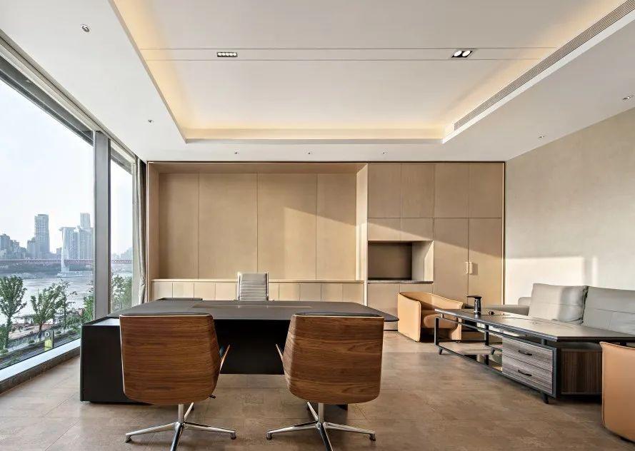重庆东原集团西南区域办公室室内实景图18