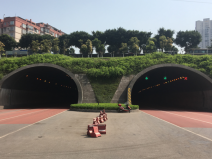 [重庆]分离式双洞隧道整治工程施工图纸