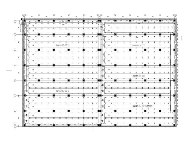 冷库二氧化碳制冷资料下载-大型冷藏配送中心冷库制冷工艺图纸(含暖通