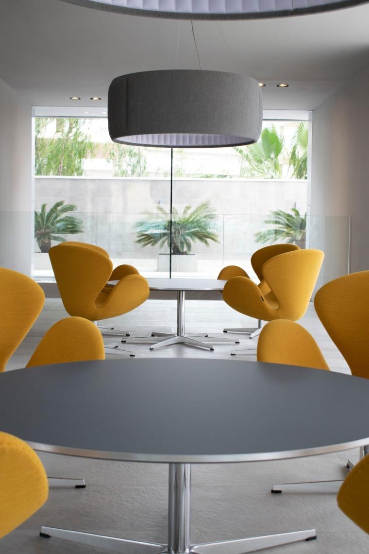 西班牙房产开发商somium总部办公室室内实景图 (3)