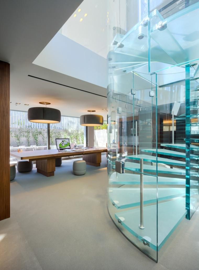 西班牙房产开发商somium总部办公室室内实景图 (5)