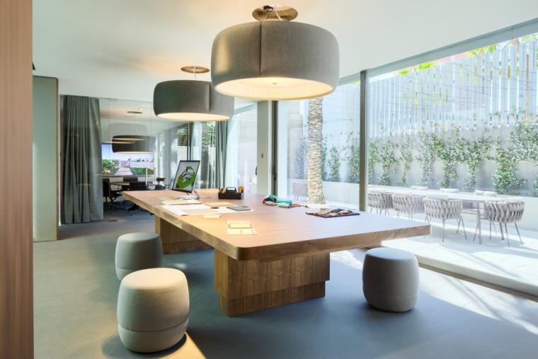西班牙房产开发商somium总部办公室室内实景图 (6)