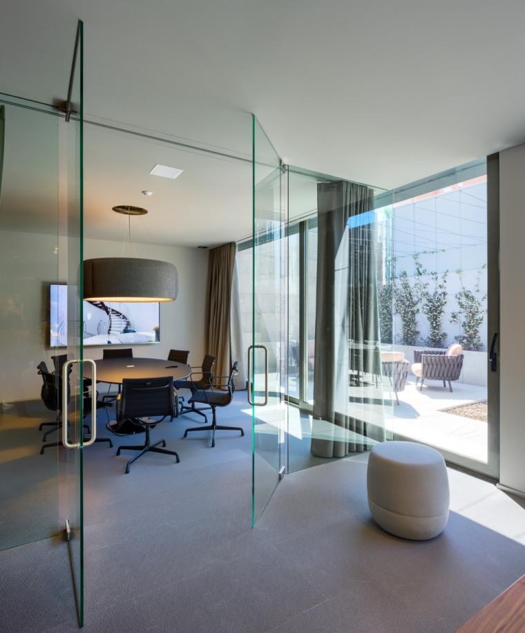 西班牙房产开发商somium总部办公室室内实景图 (7)