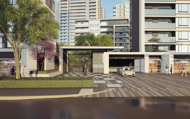9月更新!2020年100套住宅商业校园景观设计_1