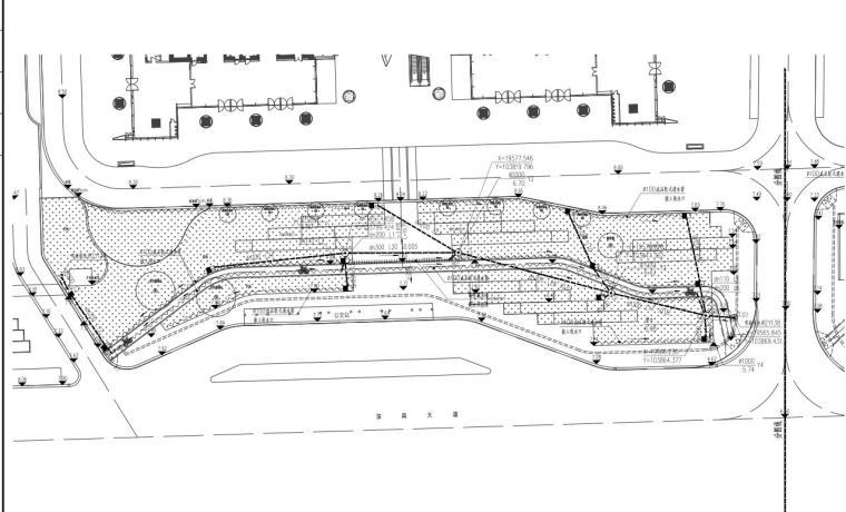 [广东]万象城西侧商业住宅景观给排水竣工图-万象城西侧商业住宅景观给排水竣工图 (6)