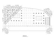 [广州]基坑支护设计图_灌注桩+预应力锚索