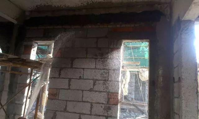 收藏!墙面抹灰甩浆施工工艺做法图解_17