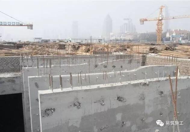 31张高清图看清建筑工程施工典型质量问题_26