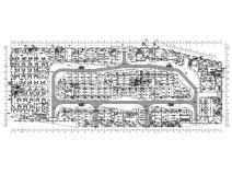 大型商业广场暖通施工图(含冷热源_大样图