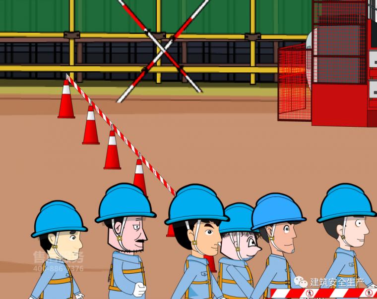 塔式起重机作业安全注意事项?18张漫画帮你_3