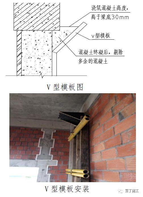 常用结构及装修工程细部节点做法!_17