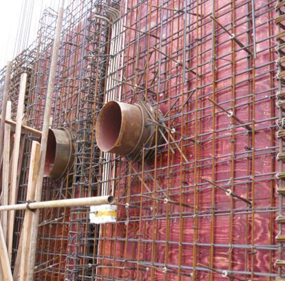 人防工程建设质量控制-加强筋做法