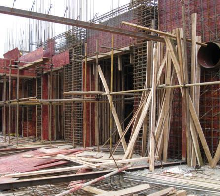 人防工程建设质量控制-封堵框整体