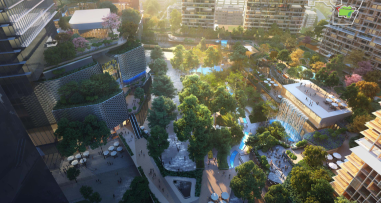 深圳商业综合体景观设计方案文本-微信截图_20200912165432