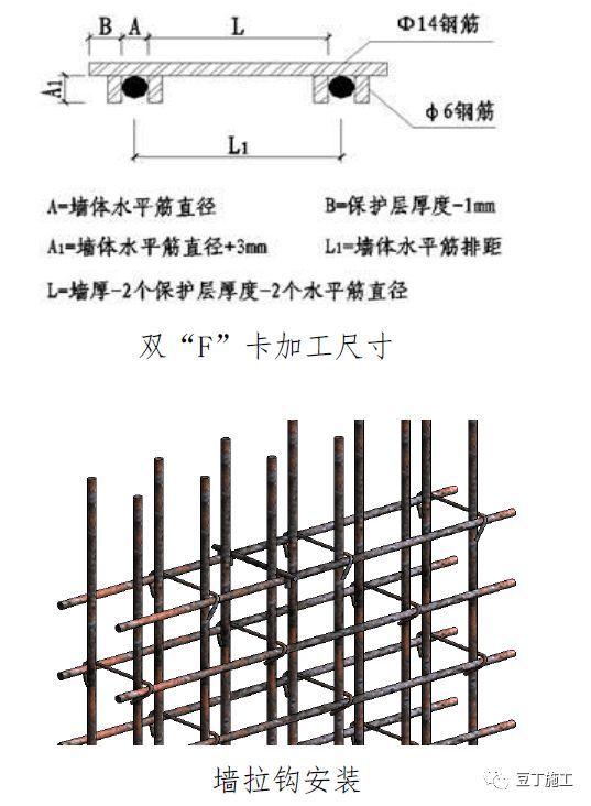 常用结构及装修工程细部节点做法!_5