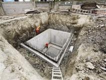 污水总干管沉井工程施工方案