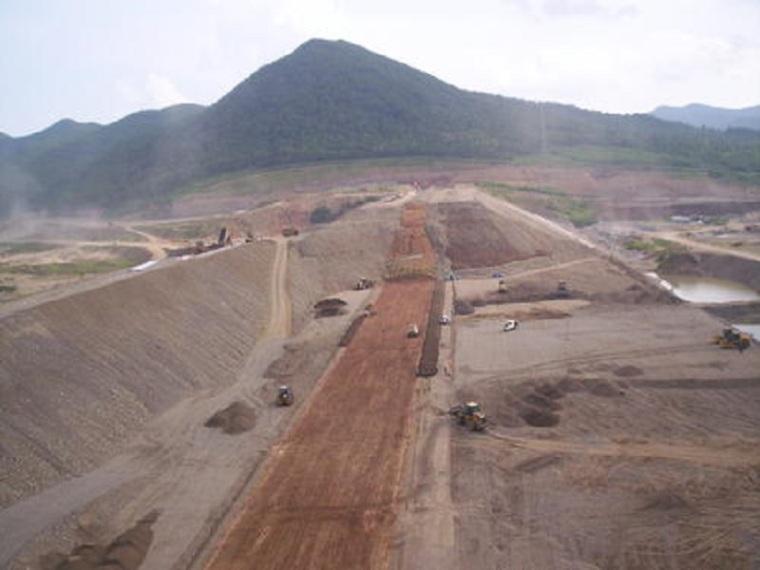 土石坝工程施工与质量控制-土石坝工程施工