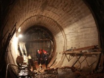 地铁暗挖斜井进洞施工方案
