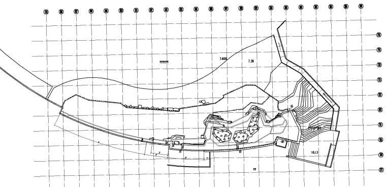 雕塑水池施工详图设计 (1)