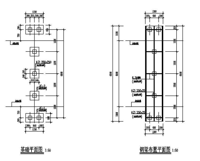 不锈钢水池及玻璃平桥详图设计 (4)