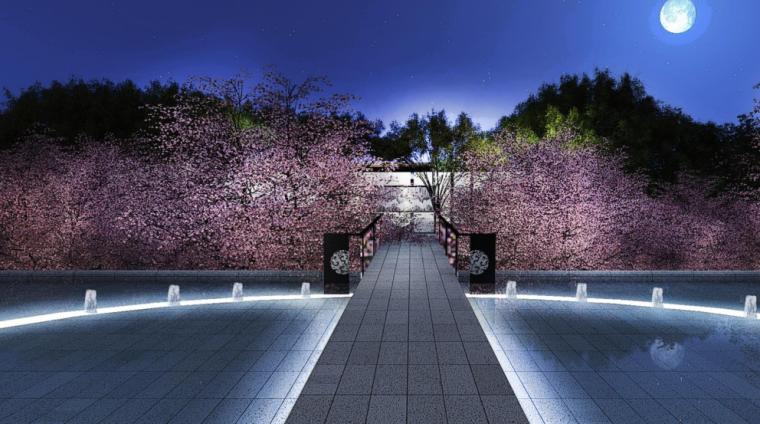 [江苏]苏州新亚洲风格高端豪宅景观设计-效果图11