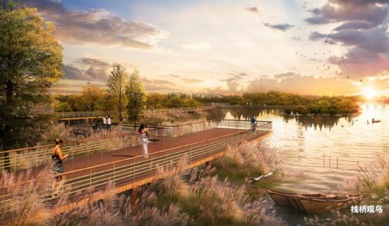 [一键下载]13套公园景观高清方案资料合集-[四川]成都多功能环状生态公园景观设计