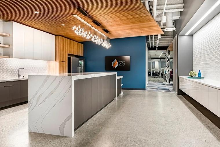 美国ZSAssociates办公室扩张-美国ZS Associates办公室扩张室内实景图7