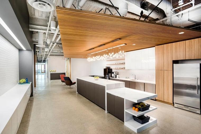美国ZSAssociates办公室扩张-美国ZS Associates办公室扩张室内实景图8