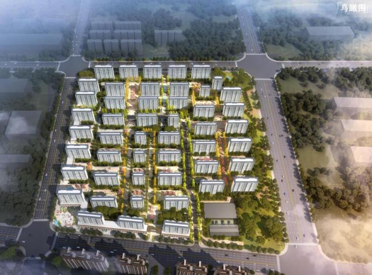 [山东]青岛新中式风格生态区豪宅建筑方案-效果图2