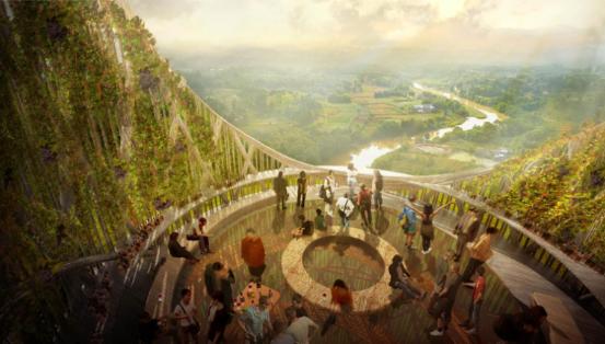 [一键下载]13套公园景观高清方案资料合集-[四川]成都绛溪河生态公园景观设计方案