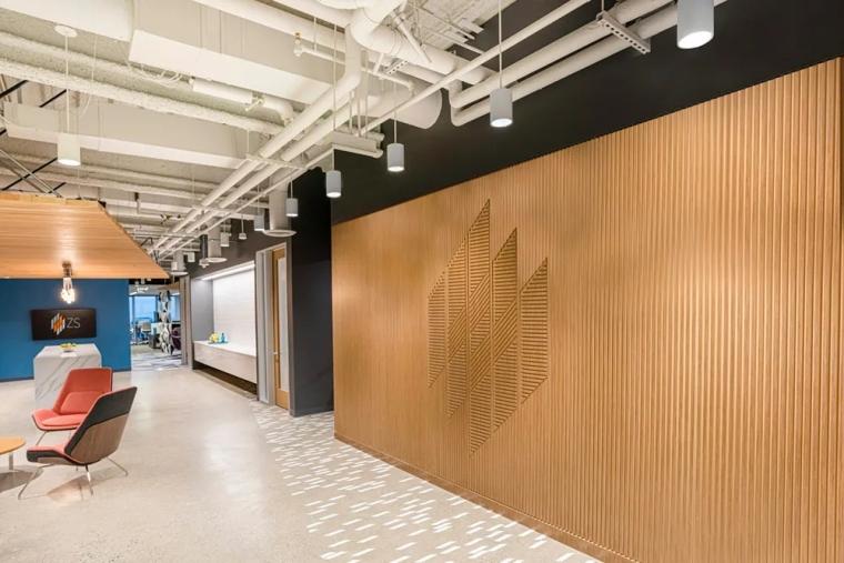 美国ZSAssociates办公室扩张-美国ZS Associates办公室扩张室内实景图1