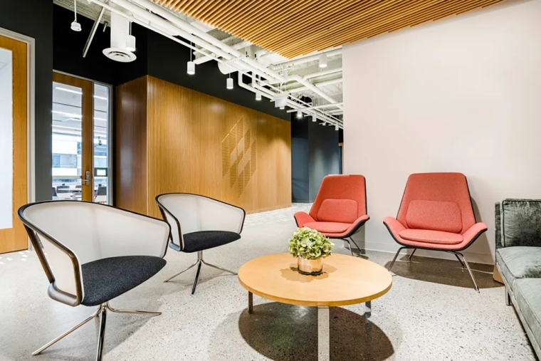 美国ZSAssociates办公室扩张-美国ZS Associates办公室扩张室内实景图2