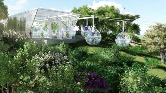 [一键下载]13套公园景观高清方案资料合集-[云南]昆明滨河带状公园景观设计方案
