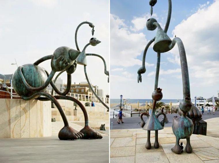 他设计了受全世界欢迎的雕塑,却也引人深思_11