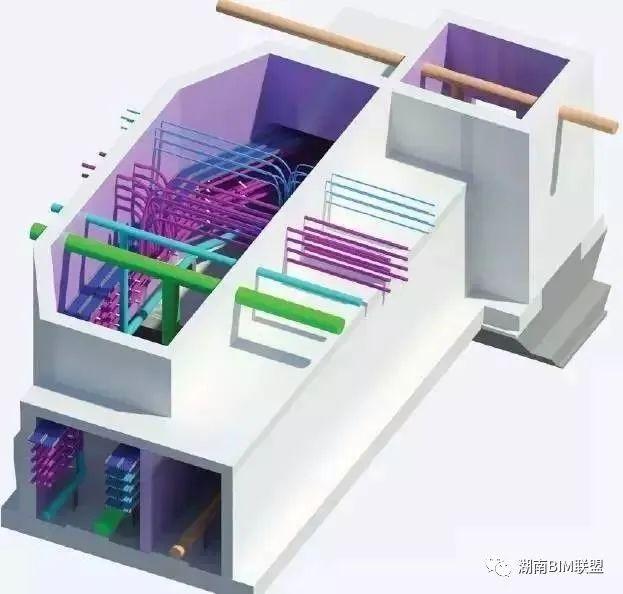 还不了解城市综合管廊?一组BIM图让你全懂_37