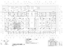 [福建]福建省立医院门诊楼1~7层装修施工图