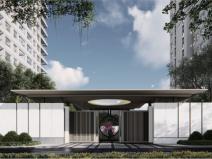 [南京]雨花台区现代轻奢住宅景观方案设计