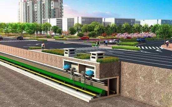 城市综合管廊工程质量通病防治手册(PPT)-城市综合管廊工程质量通病防治手册