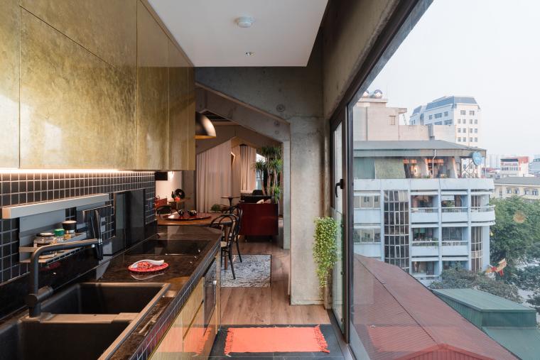 越南VUUV建筑室内实景图6
