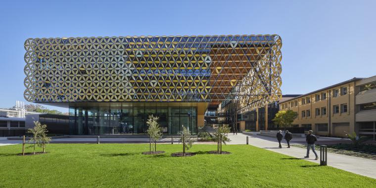 澳大利亚西澳大利亚大学EZONEUWA学生中心-澳大利亚西澳大利亚大学EZONE UWA学生中心外部实景图